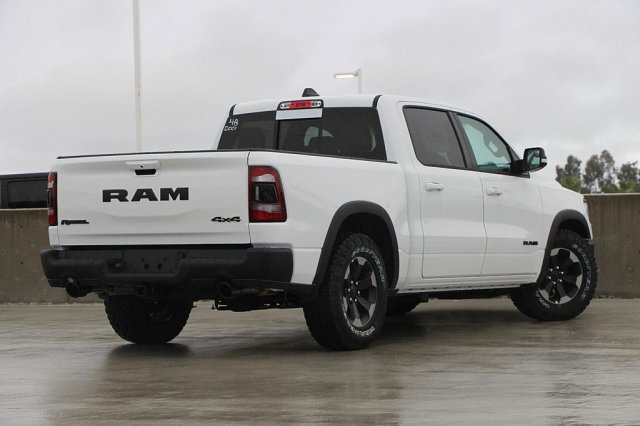2019 Ram 1500 Crew Cab 4x4,  Pickup #T190509 - photo 2
