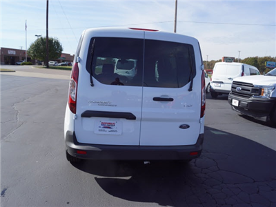 2018 Transit Connect,  Empty Cargo Van #J1341480 - photo 4