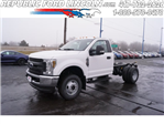 2018 F-350 Regular Cab DRW 4x4,  Cab Chassis #JEB09630 - photo 1