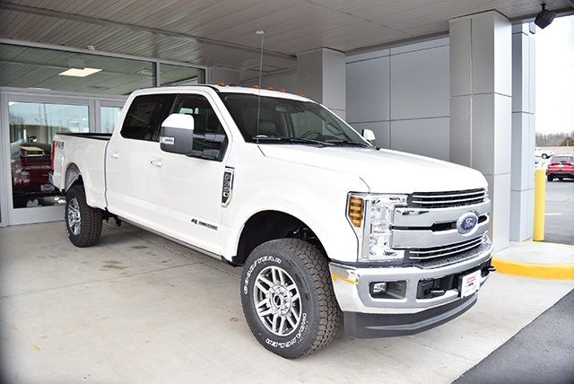 2018 F-350 Crew Cab 4x4, Pickup #JEB71667 - photo 6