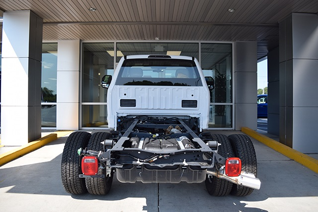 2018 F-350 Regular Cab DRW 4x4,  Cab Chassis #JED00600 - photo 7