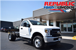 2018 F-350 Regular Cab DRW 4x4,  Cab Chassis #JED00600 - photo 1