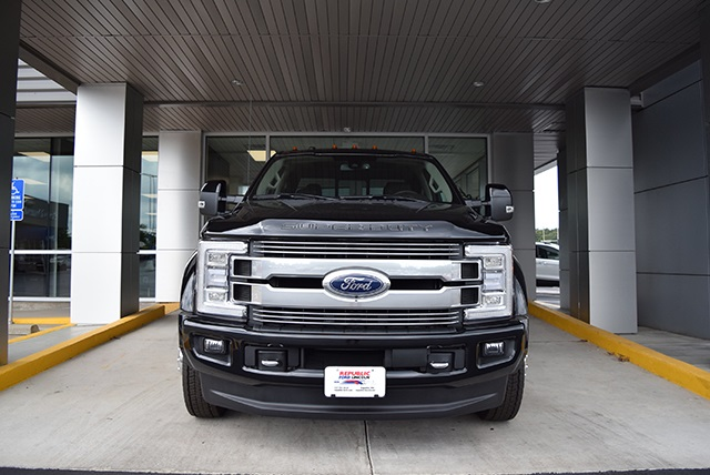 2018 F-450 Crew Cab DRW 4x4,  Pickup #JED00601 - photo 4
