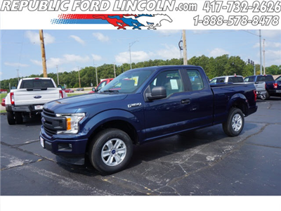 2018 F-150 Super Cab 4x2,  Pickup #JFA31355 - photo 1
