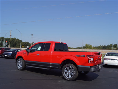 2018 F-150 Super Cab 4x4, Pickup #JFA31356 - photo 2