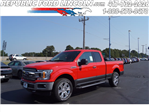 2018 F-150 Super Cab 4x4, Pickup #JFA31356 - photo 1