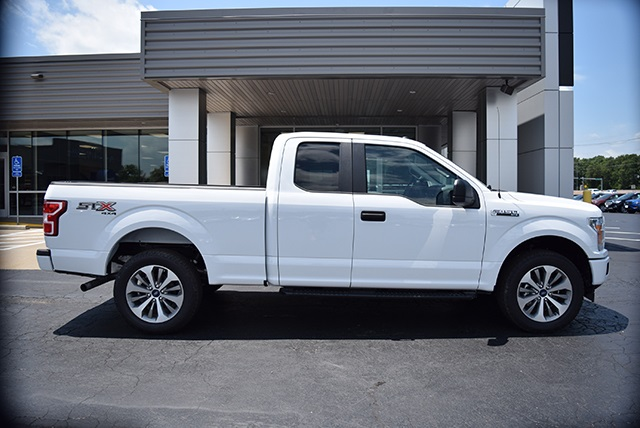 2018 F-150 Super Cab 4x4,  Pickup #JFB11829 - photo 3