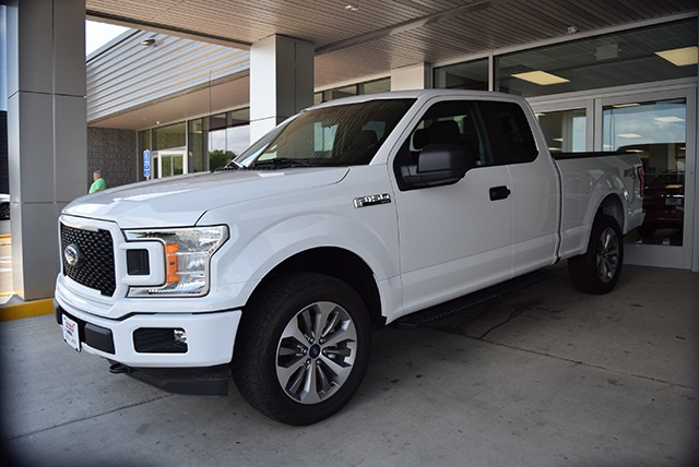 2018 F-150 Super Cab 4x4,  Pickup #JFB11829 - photo 5