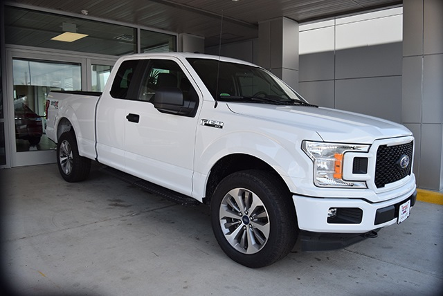 2018 F-150 Super Cab 4x4,  Pickup #JFB11829 - photo 6