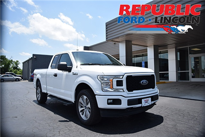 2018 F-150 Super Cab 4x4,  Pickup #JFB11829 - photo 1