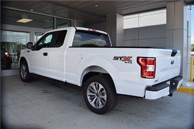 2018 F-150 Super Cab 4x4,  Pickup #JFB11829 - photo 8