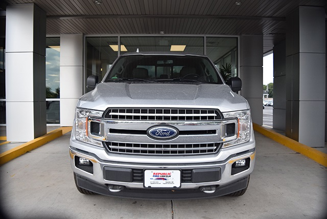 2018 F-150 SuperCrew Cab 4x4,  Pickup #JFB28036 - photo 4
