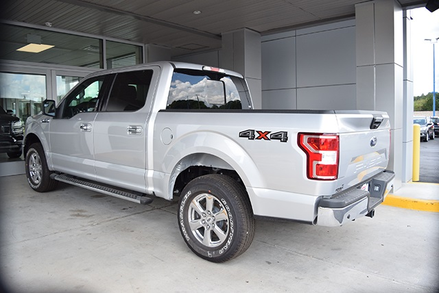 2018 F-150 SuperCrew Cab 4x4,  Pickup #JFB28036 - photo 8