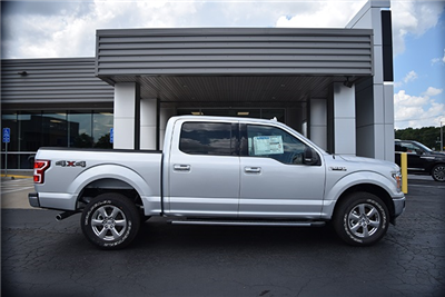 2018 F-150 SuperCrew Cab 4x4,  Pickup #JFB28036 - photo 3