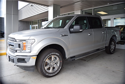 2018 F-150 SuperCrew Cab 4x4,  Pickup #JFB28036 - photo 5