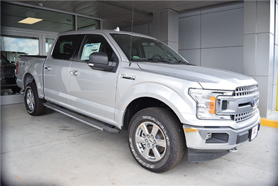 2018 F-150 SuperCrew Cab 4x4,  Pickup #JFB28036 - photo 6