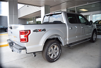 2018 F-150 SuperCrew Cab 4x4,  Pickup #JFB28036 - photo 2