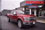 2018 F-150 SuperCrew Cab 4x4, Pickup #JFC44044 - photo 1
