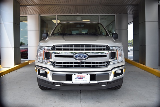 2018 F-150 SuperCrew Cab 4x4,  Pickup #JFD60727 - photo 4