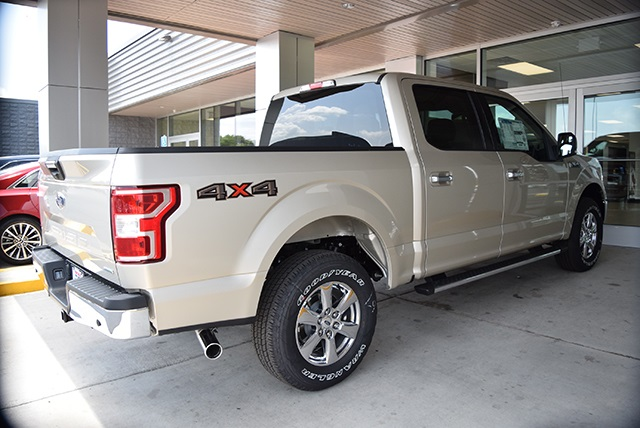 2018 F-150 SuperCrew Cab 4x4,  Pickup #JFD60727 - photo 2