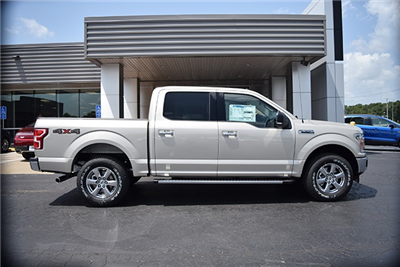 2018 F-150 SuperCrew Cab 4x4,  Pickup #JFD60727 - photo 3