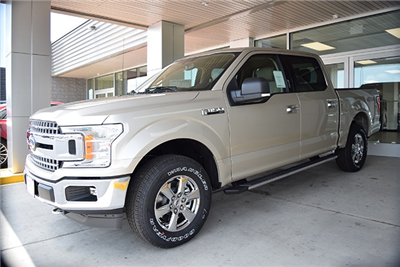 2018 F-150 SuperCrew Cab 4x4,  Pickup #JFD60727 - photo 5