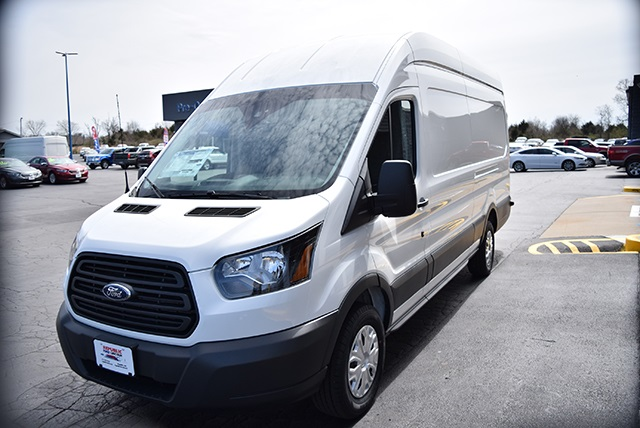 2018 Transit 250 High Roof, Cargo Van #JKA67431 - photo 5