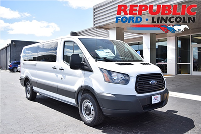 2018 Transit 350 Low Roof 4x2,  Passenger Wagon #JKA78861 - photo 1