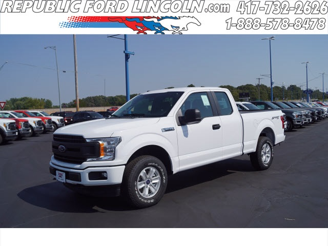2018 F-150 Super Cab 4x4,  Pickup #JKC33655 - photo 1