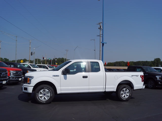 2018 F-150 Super Cab 4x4,  Pickup #JKC33655 - photo 3