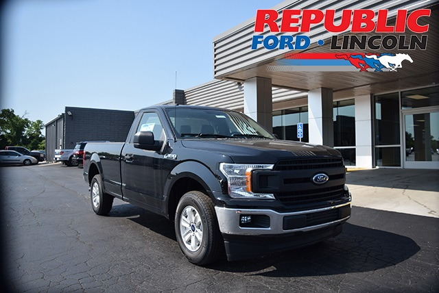 2018 F-150 Regular Cab 4x2,  Pickup #JKC51894 - photo 1