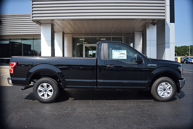 2018 F-150 Regular Cab 4x2,  Pickup #JKC51894 - photo 3