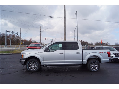 2018 F-150 SuperCrew Cab 4x4,  Pickup #JKC82203 - photo 3