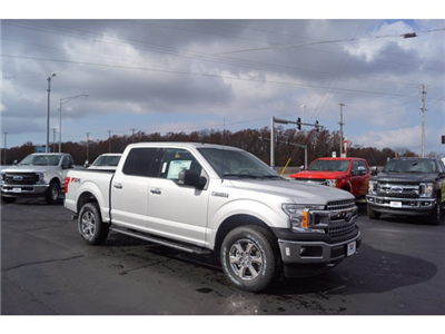 2018 F-150 SuperCrew Cab 4x4,  Pickup #JKC82203 - photo 7