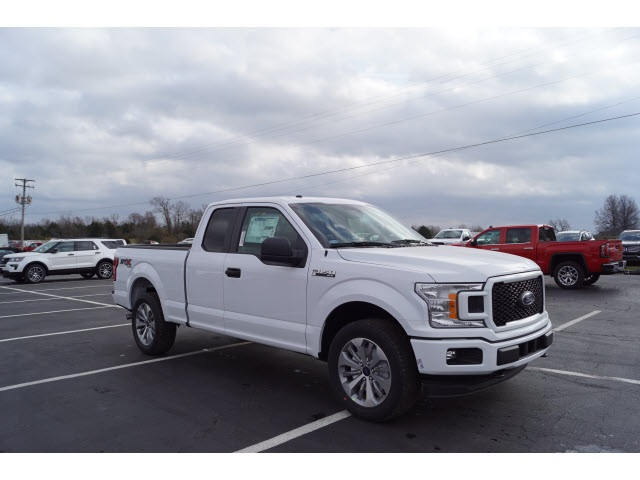 2018 F-150 Super Cab 4x4,  Pickup #JKD06227 - photo 7