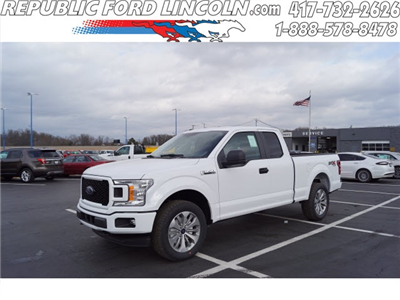 2018 F-150 Super Cab 4x4,  Pickup #JKD06227 - photo 1