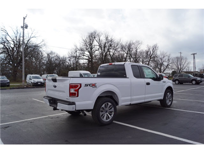 2018 F-150 Super Cab 4x4,  Pickup #JKD06227 - photo 5