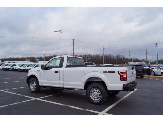 2018 F-150 Regular Cab 4x2,  Pickup #JKD19529 - photo 2