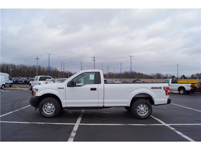 2018 F-150 Regular Cab 4x2,  Pickup #JKD19529 - photo 3