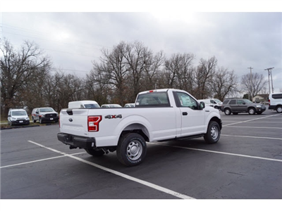 2018 F-150 Regular Cab 4x2,  Pickup #JKD19529 - photo 5