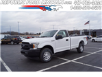 2018 F-150 Regular Cab 4x2,  Pickup #JKD19529 - photo 1