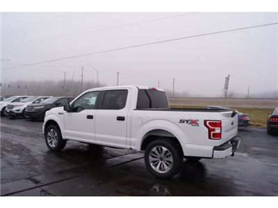 2018 F-150 SuperCrew Cab 4x4, Pickup #JKD19538 - photo 2