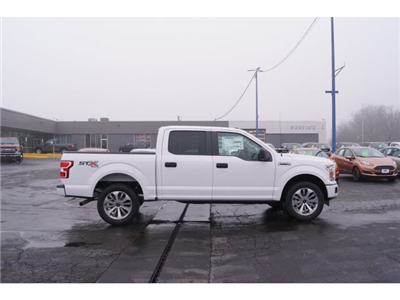 2018 F-150 SuperCrew Cab 4x4, Pickup #JKD19538 - photo 6