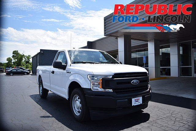 2018 F-150 Regular Cab 4x2,  Pickup #JKE66095 - photo 1
