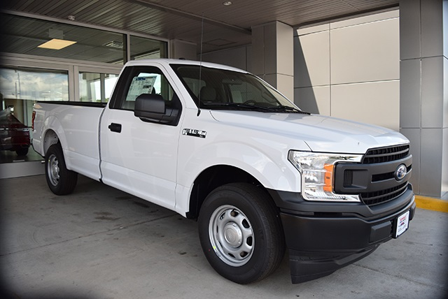 2018 F-150 Regular Cab 4x2,  Pickup #JKE66095 - photo 6