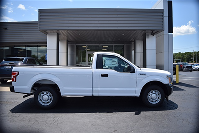 2018 F-150 Regular Cab 4x2,  Pickup #JKE66095 - photo 3