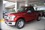 2018 F-150 Regular Cab 4x4,  Pickup #JKE66098 - photo 5