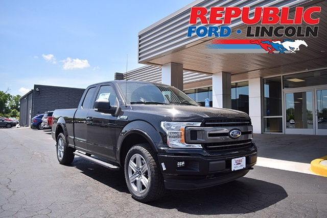 2018 F-150 Super Cab 4x4,  Pickup #JKE72179 - photo 1
