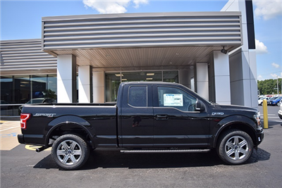 2018 F-150 Super Cab 4x4,  Pickup #JKE72179 - photo 3