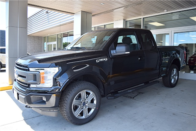 2018 F-150 Super Cab 4x4,  Pickup #JKE72179 - photo 5